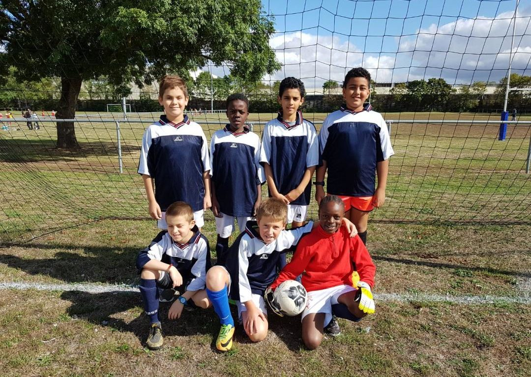 Equipe des BG en football